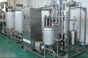 Ice Cream Processing System Mixing Part pictures & photos