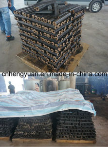 Rice Husk Briquettes Forming Machine with CE pictures & photos