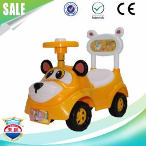 2016 Plastic Swing Car with Wheels pictures & photos