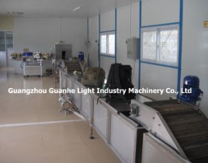 Auto Pasteurizing Machine (Water-Immersion Type Sterilizing)  (GHPSM-6) pictures & photos