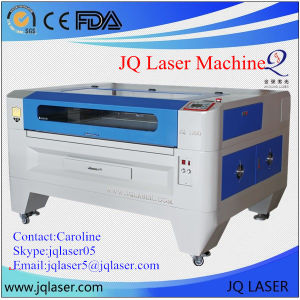 High Precision Laser Rubber Cutting Machine pictures & photos