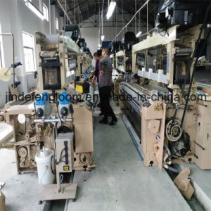 190cm Double Nozzle Water Jet Loom with Dobby Shedding pictures & photos
