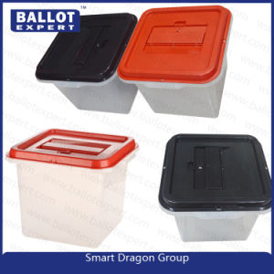 Plastic Election Ballot Box Different Size