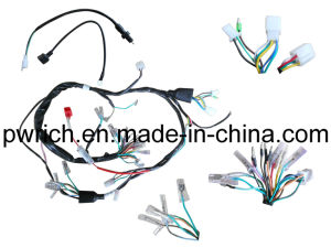 Motorcycle Cdi Wire Harness (TMX)