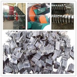 Qingdao Eenor Good Quality Tire Recycling Machine pictures & photos
