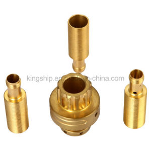 SUS316 SUS304 Custom CNC Turning and Milling Brass Parts pictures & photos