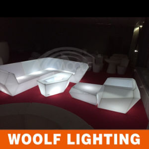 More 300 Designs LED Bar Table Sofa with Tables Illuminated Sofa Table pictures & photos