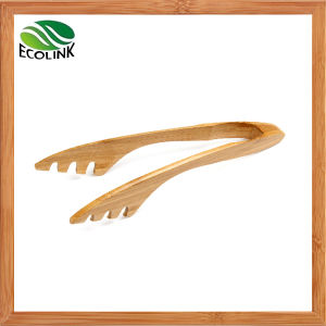Bamboo Tong Bread Serving Tong Bamboo Clip (EB-B5093) pictures & photos