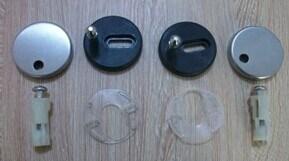 Quick Release Decorative Toilet Cover pictures & photos