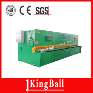 Hydraulic CNC Shearing Machine (QC12K-10*4000)) pictures & photos
