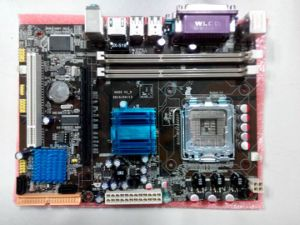 The Selling Products Made in China Intel Chipset GS45-775 Motherboard pictures & photos