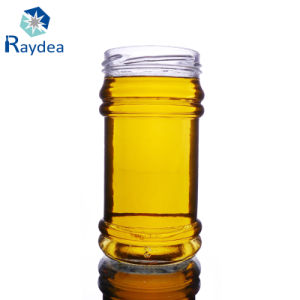 200ml Straight Round Glass Jar for Food Tin pictures & photos