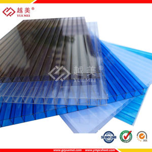 Clear Plastic Sheet Plastic Hollow Polycarbonate Sheet pictures & photos