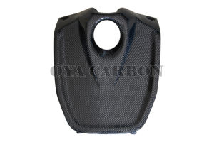 Carbon Fiber Key Cover with Internal Lugs for Aprilia Shiver 2009-2010 pictures & photos