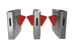 Top Quality China Made Flap Barrier Turnstile pictures & photos