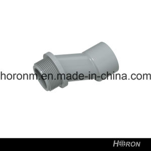 PVC-U ASTM Sch40 Conduit for Electrical Installation Meter Offset pictures & photos