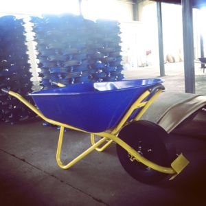 Heavy Duty Wheel Barrow for Building Construction pictures & photos
