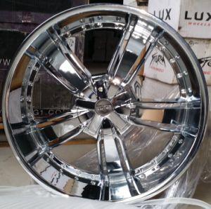 26inch Chrome Wheel Rim Car Alloy Wheel pictures & photos