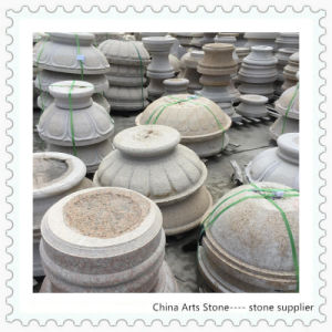 Granite and Marble Stone Flowerpot for Square pictures & photos