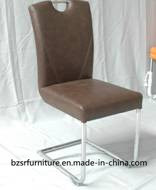 Seat and Back with Brozen PU Coating Dining Chair (SY-5383)