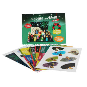 Christmas Gift Card Set Printing, Greeting Card Printing pictures & photos