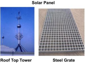 Professional Supply Galvanized Single Tube Tower pictures & photos