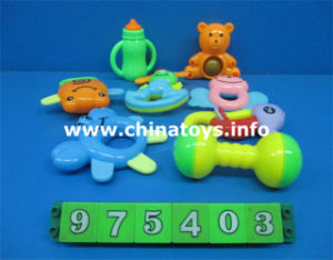 Newest Plastic Baby Bell Set Educational Toys (975403) pictures & photos