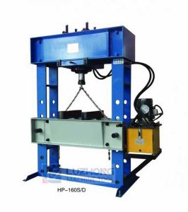 Manual Electric Two Use Hydraulic Oil Press Machine (HP-40S/D HP-100S/D) pictures & photos