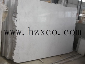 Polished New Statuary White Marble for Vanity Tops, Floors, Mosaic pictures & photos