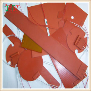 Any Size and Voltage Silicone Rubber Heater Film pictures & photos