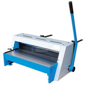 Cutting Tools BQ01-1.25X650 BQ01-1.0X1050 Bench Type Manual Shearing Machine pictures & photos