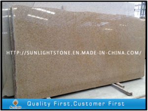 G682 Jiaomei Rust Yellow Granite Garden Paving Slabs for Construction pictures & photos