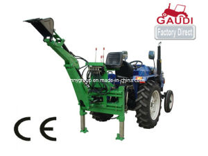 CE Approved Hydraulic Side-Shift Backhoe (BH-5, BH-5R) pictures & photos