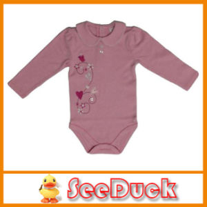 Small Quantity Baby Romper OEM Wholesale 100 Pieces Ks1514