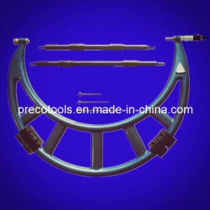 Outside Micrometers with Extension Anvils (large size up to 3000mm) pictures & photos