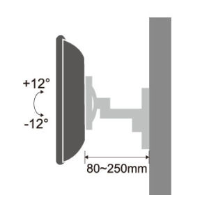 LCD TV Wall Mount for 22 to 32 Inch Tvs pictures & photos