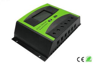 DC 12V/24V/48V Solar Batery Charger LCD Display Solar Controller 50A