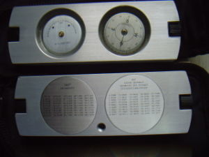 Clinometer Compass Tool and Surveying Compass/Satellite Compass #T-45-CC pictures & photos
