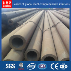 Steel Pipe in Stock pictures & photos