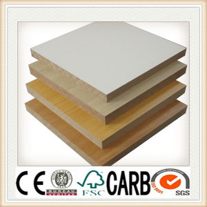 20mm Melamine Faced MDF for Cabinet pictures & photos