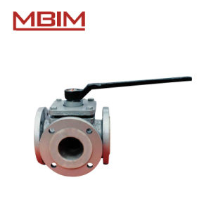 Teflon Lined Plug Valve (DN15-DN500) pictures & photos