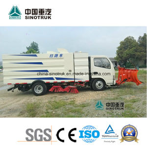 Professional Supply Street Wash Sweeping Truck with Isuzu HOWO DFAC Jmc Chassis