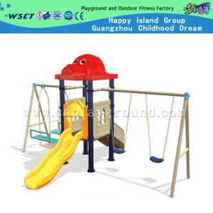 Swing and Slides Series Amusement Park Plastic Slide (M11-10703) pictures & photos