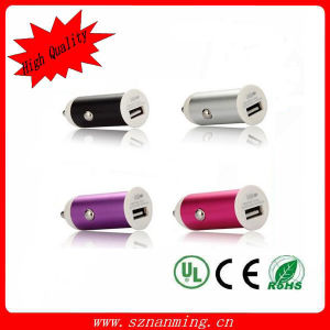 Factory Mini Dual USB Car Charger in Electronics Phone Accessories pictures & photos
