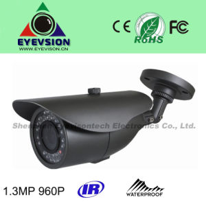 1.3MP CMOS HD (960P) IP IR Speed Bullet Security Camera (EV-N13011B-IR-T) pictures & photos