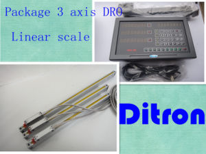Milling Machine Digital Readout and Linear Scale (D60/-3MDC10)