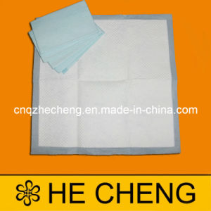 Wholesale Disposable Hospital Incontinence Nursing Under Pad (UD-001) pictures & photos