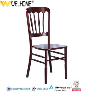 Wooden Chateau Chair for Dining pictures & photos