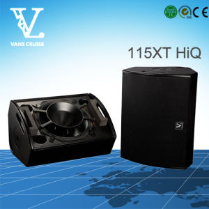 115xt Hiq 2-Way 15inch Monitor Coaxial Stereo Speaker pictures & photos