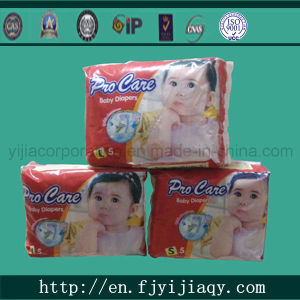 Small Packing Procare Good Quality Baby Diaper pictures & photos